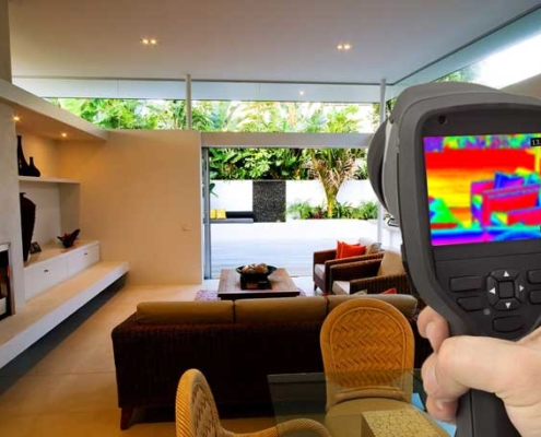 thermal imaging dash home inspection martinsburg wv